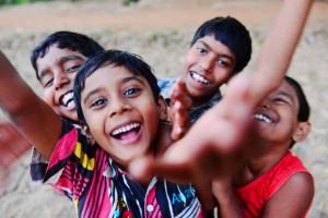 Children of Lachipur India